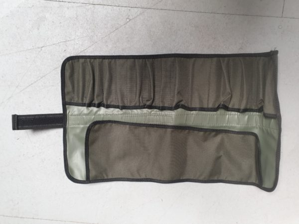 Olive Green Toll Roll