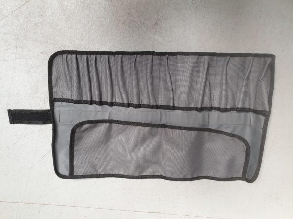 Grey Tool Roll