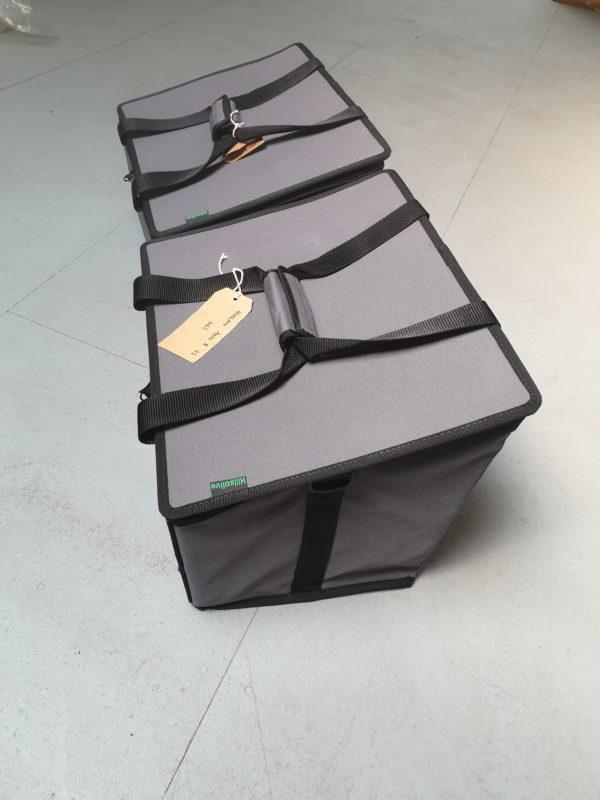 Morgan Aero luggage