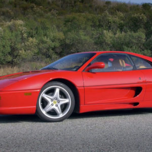 Ferrari 355 Fitted Luggage