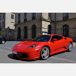 Ferrari 430 Luggage