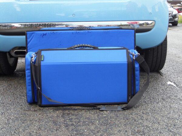 Fiat 500 Luggage