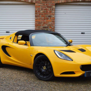 Lotus Elise Luggage