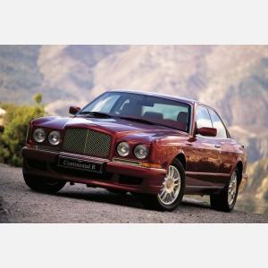 Bentley Continental Lugagge