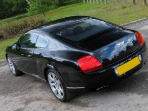 Bentley GT Luggage Bags