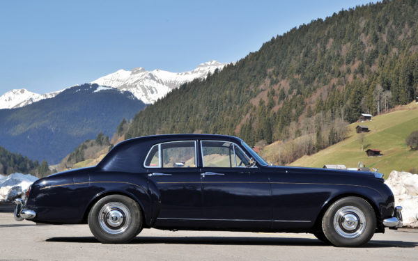 Bentley S1 Flying Spur Luggage