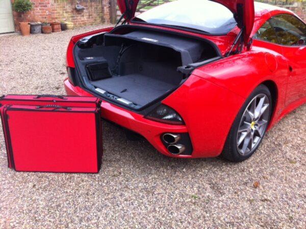 Ferrari California Luggage