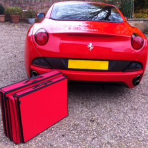 Ferrari California Luggage