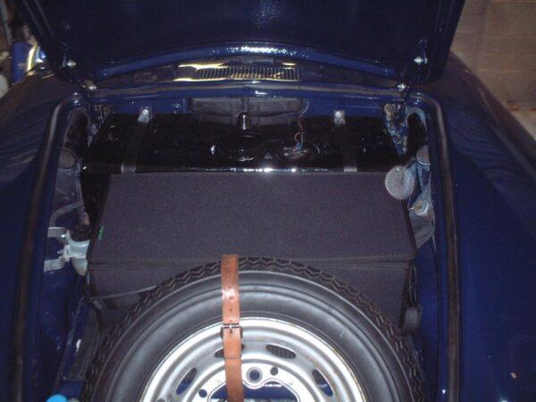 Porsche 356 Luggage