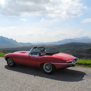 Jaguar E-type OTS
