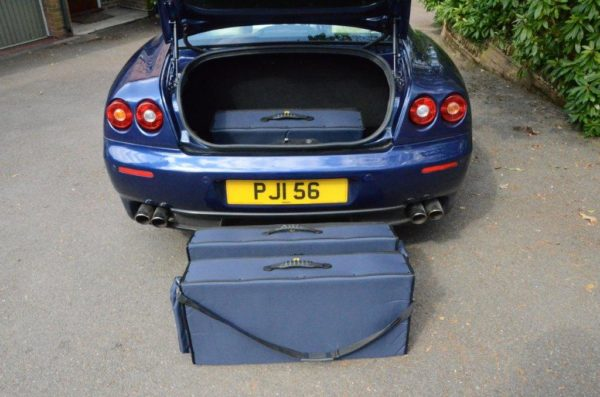 Ferrari F612 Luggage