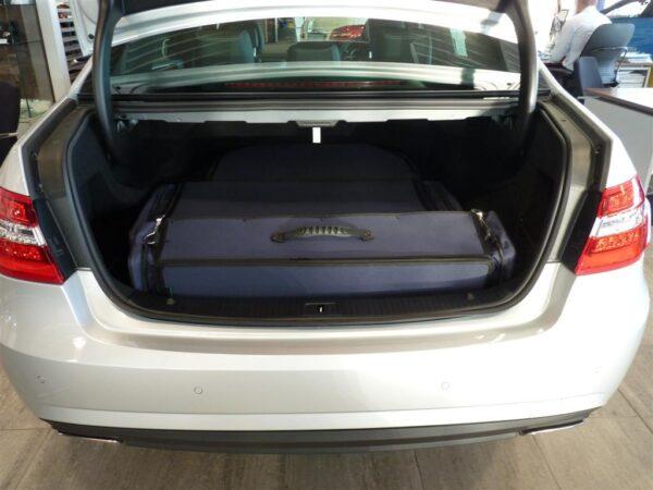 Mercedes E Class A207 Luggage