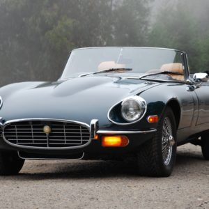 Jaguar E-type S3 OTS