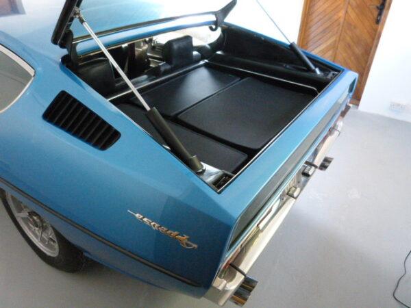 Lamborghini Espada Luggage