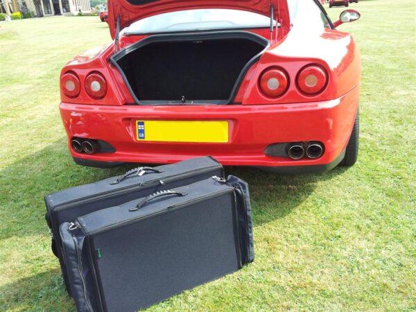 Ferrari F550 Luggage