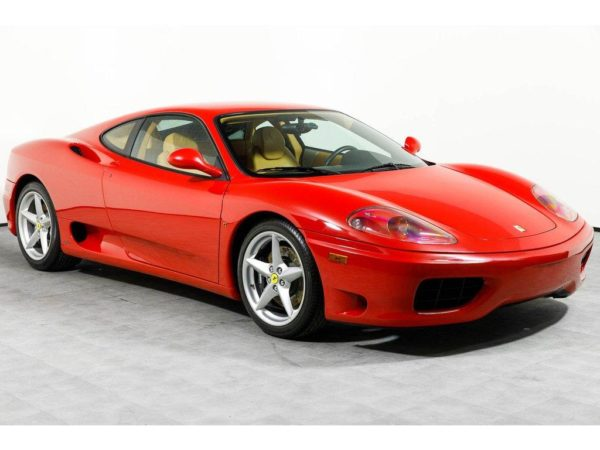 Ferrari 360 Luggage