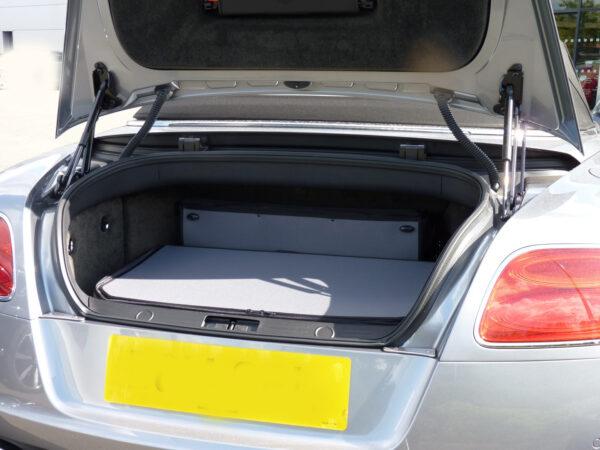 Bentley GTC Luggage