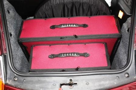 Porsche Boxster Luggage