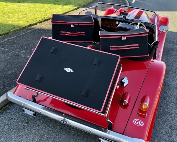 Morgan Luggage and Suitcase