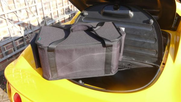 Lotus Elise S1 Luggage
