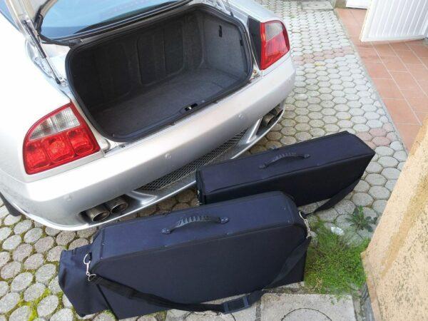 Maserati Gransport Coupe Luggage