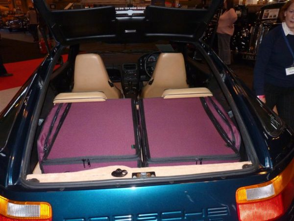 Porsche 9238 Luggage