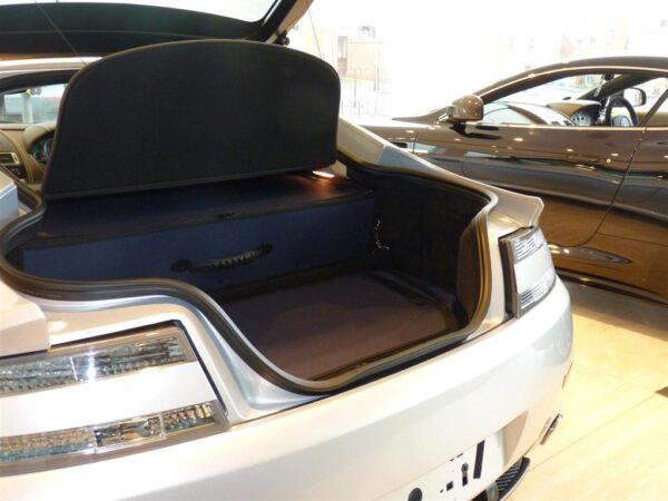 Aston Martin Vantage Luggage