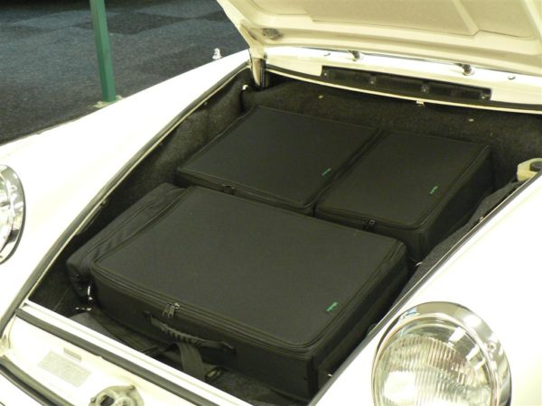 Porsche 930 Luggage