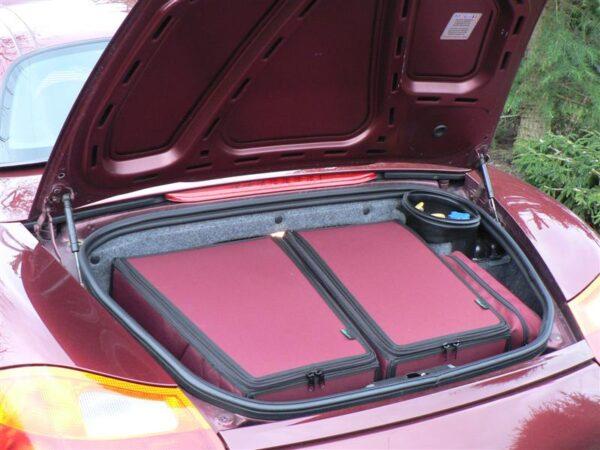 Porsche Boxter Luggage