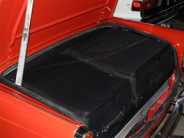 Triumph TR4 Luggage