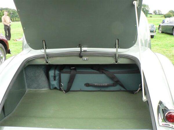 Jaguar XK120 Luggage
