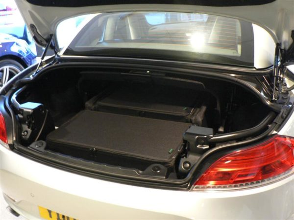 BMW Z4 Luggage