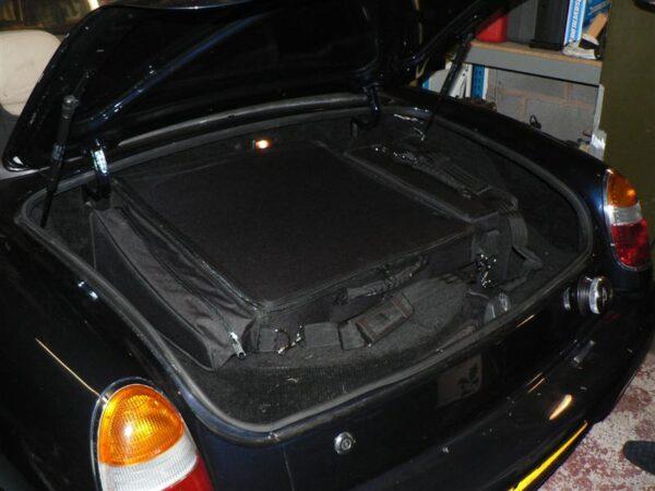 MGR V8 Luggage