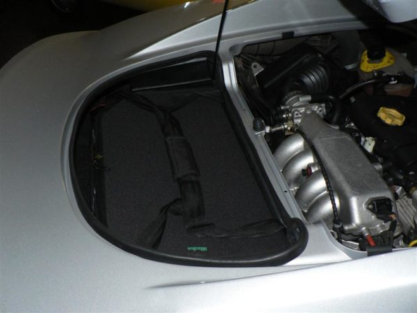 Lotus Elise S2 Luggage