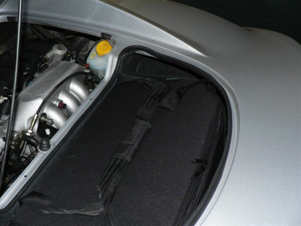 Lotus Elise S2 Luggage