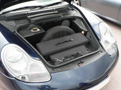 Porsche 996 Luggage
