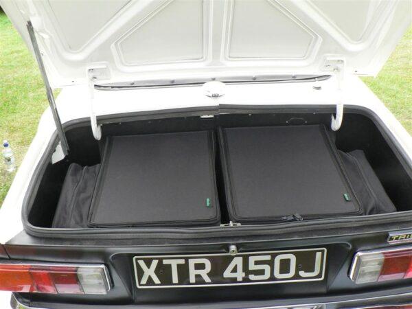 Triumph TR6 Luggage
