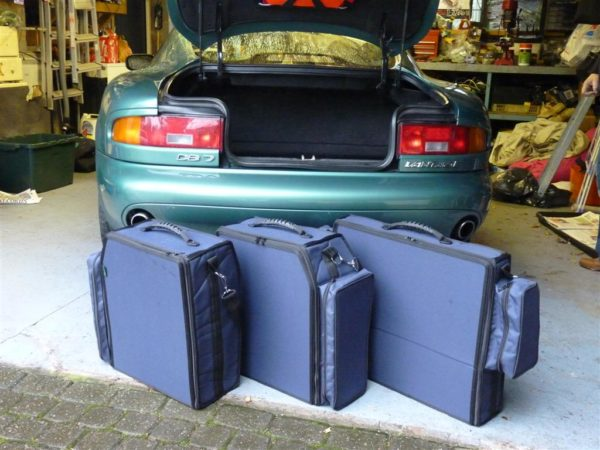 Aston Martin DB7 Coupe Luggage