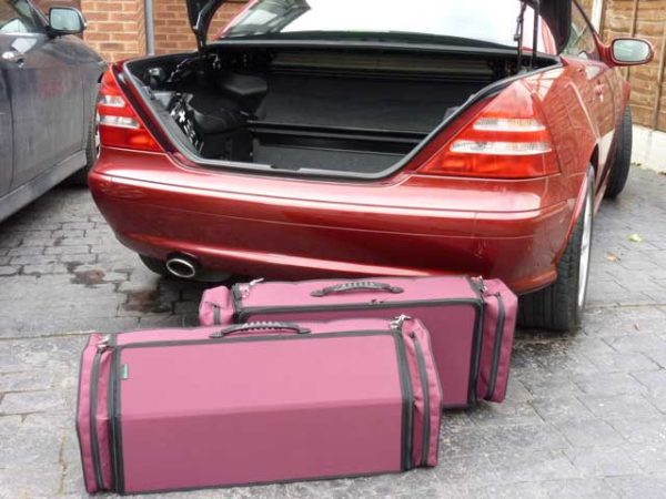 Mercedes SLK R170 Luggage