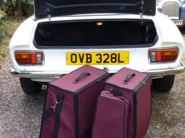 Lotus Elan Plus 2 Luggage