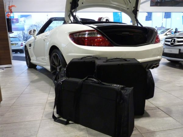 Mercedes SLK R172 Luggage