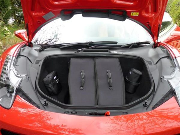 Ferrari F458 Luggage