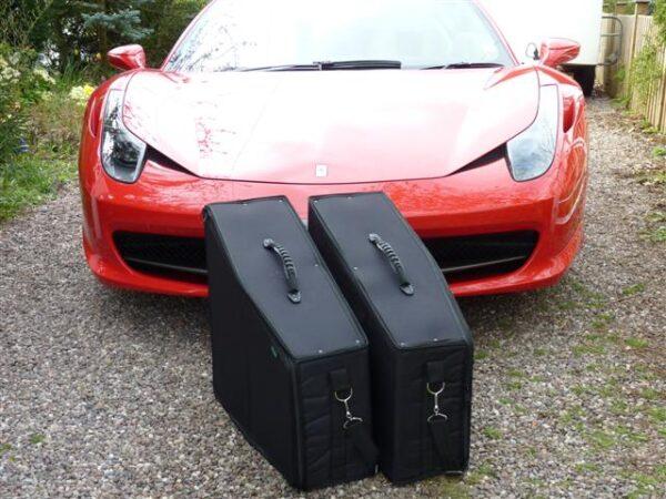 Ferrari F458 Luggage