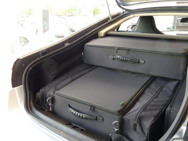 Jaguar XK Coupe Luggage