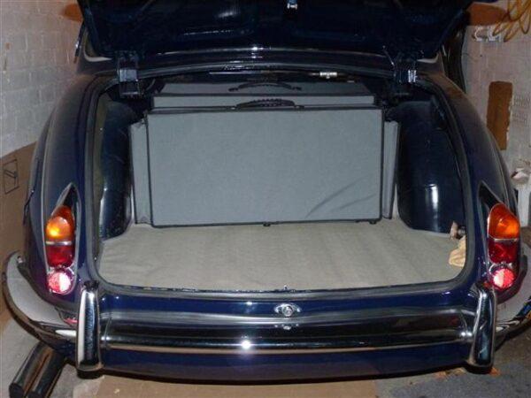 Jaguar Mark II Luggage