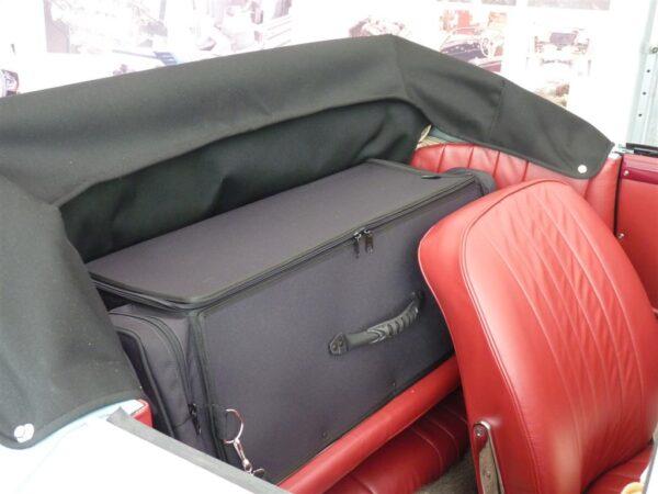 Porsche 356 cabriolet luggage