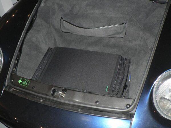 Porsche 993 Luggage