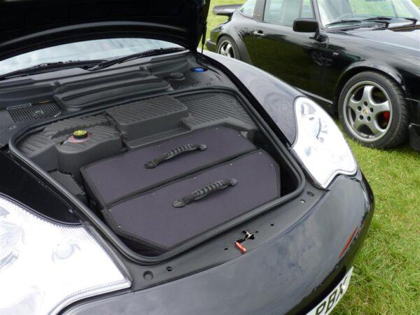 Porsche 996 C4 Luggage