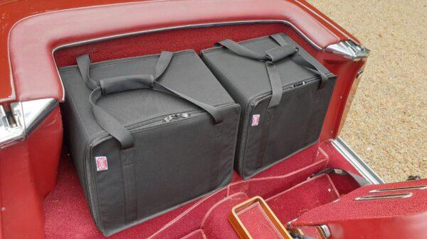 Mercedes Pagoda W113 Luggage