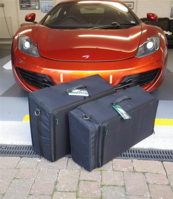McLaren MP4 Luggage